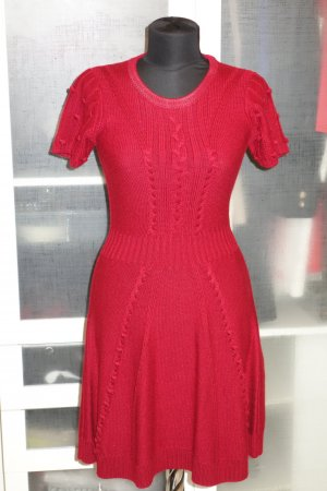 Org. ALICE by TEMPERLEY Strickkleid in rot Gr.XS