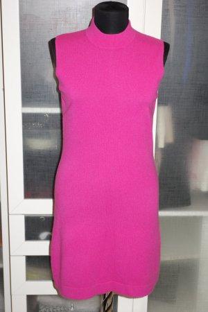 Org. ALLUDE Kaschmir Strickkleid in pink Gr. S