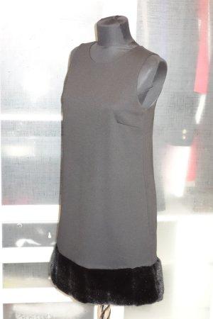 Org. ANA ALCAZAR Kleid mit Kunstfell Gr.38