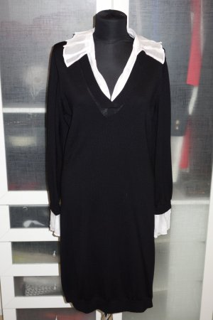 Anne Fontaine Knitted Dress black