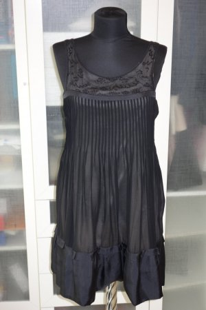 Org. ARMANI Jeans Kleid mit Perlenstickereien Gr.34/36