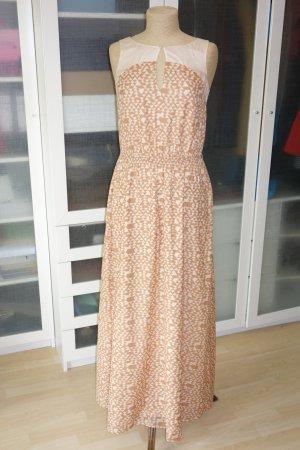 Armani Jeans Maxi-jurk lichtbruin-room