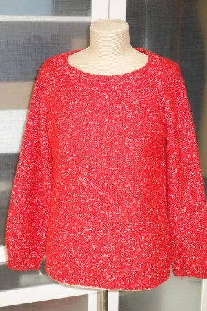 Vanessa Bruno athé Coarse Knitted Sweater red