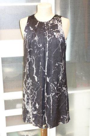 Balenciaga Vestido ceñido de tubo multicolor Seda
