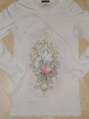 Org. BALMAIN Longsleeve/Pullover mit Print sold out Gr.36