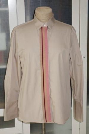 Camicetta a blusa beige Cotone