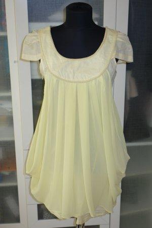 Org. BEBE Kleid in gelb Gr.36
