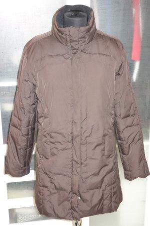 Bogner Jeans Piumino lungo marrone scuro