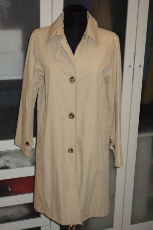 Bogner Manteau brun sable-chameau coton