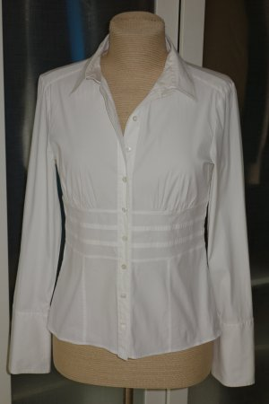 Hugo Boss Blouse white cotton