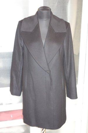 Boss Hugo Boss Cappotto in lana nero