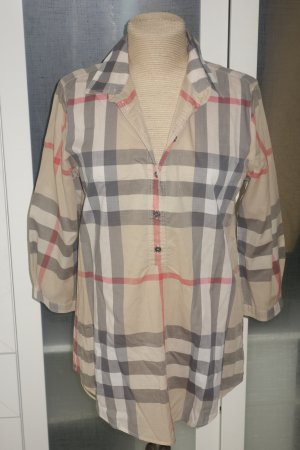 Burberry Brit Blusa a tunica multicolore Cotone