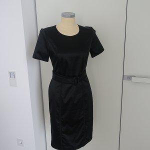 Org. Burberry Etuikleid/Kleid mit Gürtel-Gr. 36-kurzarm-neuw.-