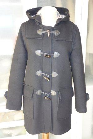 Burberry Duffel Coat black wool