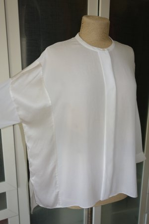 by Malene Birger Oversized Blouse natural white