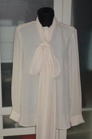 Org. BY MALENE BIRGER Schluppen-Bluse in creme Gr.36 oversized