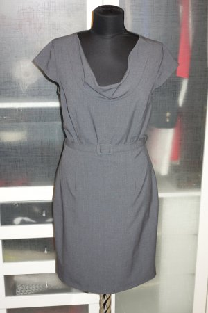 Org. CALVIN KLEIN Cocktailkleid in anthrazit Gr.38