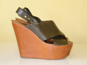 Org. CHLOE Plateau Wedges Gr.39,5 sold out