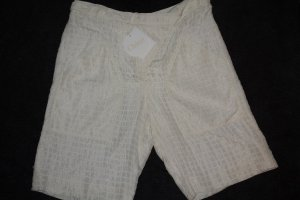 Chloé Short Trousers natural white