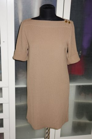 Org. CHLOE Strickkleid beige Gr.M / 38
