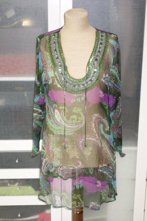 Codello Caftan multicolored viscose