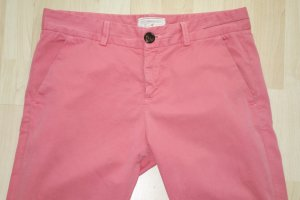 Current/elliott Chinos raspberry-red cotton