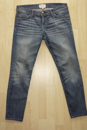 Current/elliott Skinny Jeans blue