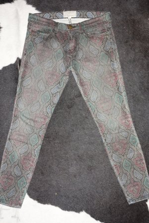 "Org. CURRENT ELLIOTT ""The Stiletto mit Hindu Print Gr.26"
