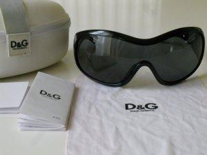 Org. D&G Dolce&Gabbana oversized Sonnenbrille neuw. sold out