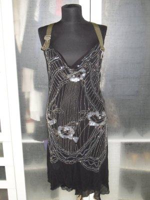 Org. DIESEL Runway Kleid mit Pailletten Gr.S top
