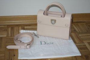 Dior Sac bandoulière rosé cuir