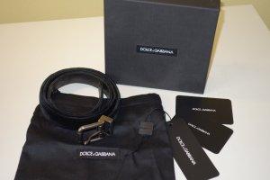 Dolce & Gabbana Riem zwart