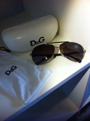 Org Dolce&Gabbana Sonnenbrille Leo braun wie neu Top