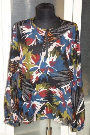 Dorothee Schumacher Tunic multicolored silk