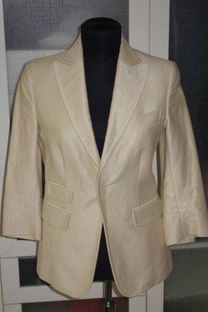 Org. DSQUARED Blazer im Smoking Stil beige Gr.36