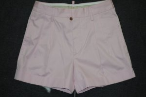 Org. DSQUARED Highwaist Shorts in rosa NEU+Etikett