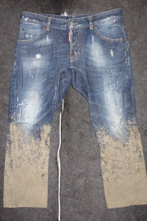 Org. DSQUARED Jeans Icon's Collection Gr.38