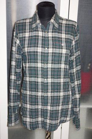 Org. DSQUARED Karo Bluse Gr.40