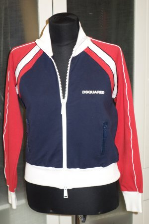 Org. DSQUARED Sweat-Jacke Gr.M