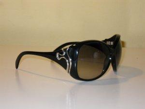 Org. EMILIO PUCCI oversized Sonnenbrille schwarz inkl.Etui