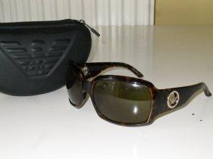 Org. EMPORIO ARMANI Sonnenbrille braun gemustert top