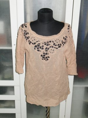 Org. ERMANNO SCERVINO Pullover mit cut outs Gr.38