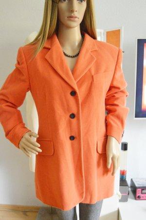 org. Escada blazer jacket gr.38 schnurwolle angora