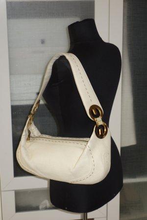 Escada Shoulder Bag cream leather
