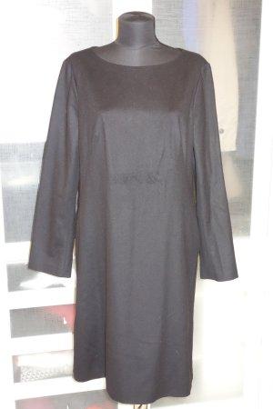 Org. ESCADA Sport Woll-Kleid in schwarz Kaschmir/WolleNEU Gr.44