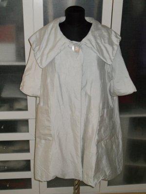 Org. ESCADA vintage Couture Runway oversized Mantel aus Seide