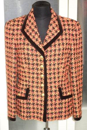Escada Tweed Blazer multicolored