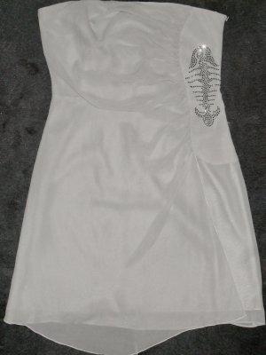 Org. FAITH CONNEXION Bustier-Kleid mit Swarovskis Gr.L