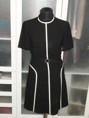 Org. FINK Modell vintage Kleid 60er mit Taillengürtel Gr.38