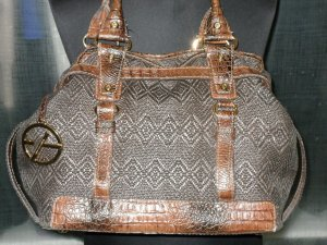 Francesco Biasia Bag brown-black brown